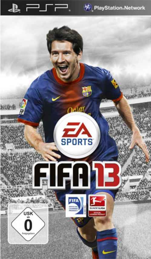 fifa 13 psp kaufen online. Black Bedroom Furniture Sets. Home Design Ideas