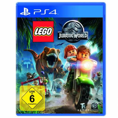 lego jurassic world ps4 kaufen online. Black Bedroom Furniture Sets. Home Design Ideas