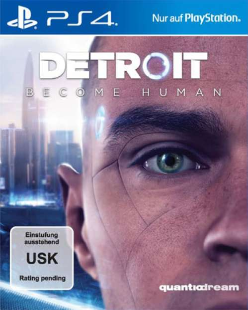 detroit become human ps4 kaufen online. Black Bedroom Furniture Sets. Home Design Ideas