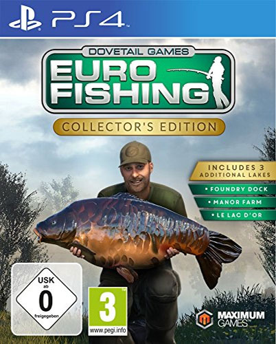 Euro fishing ps4 kaufen online for Ps4 fishing games