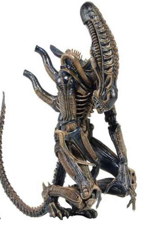 aliens figur xenomorph warrior kaufen. Black Bedroom Furniture Sets. Home Design Ideas