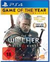Witcher 3 Wild Hunt  GOTY PS4