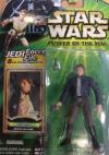 Star Wars Power of the Jedi Bespin Capture Han Solo