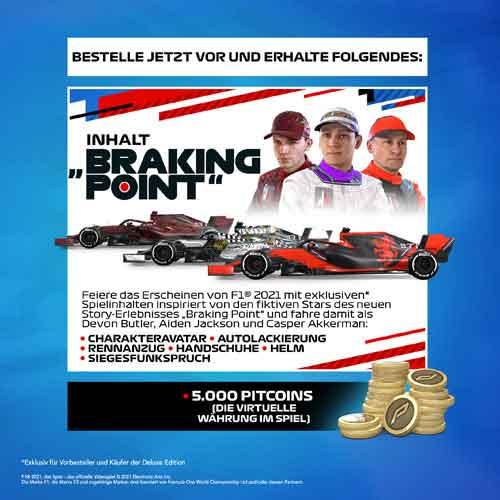 F1 2021 PS4 kaufen | PrimalGames.de