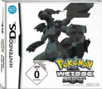 Pokemon Weisse Edition DS