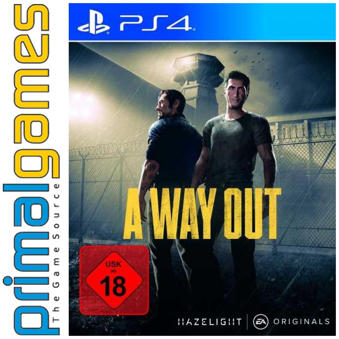 a way out ps4 kaufen online. Black Bedroom Furniture Sets. Home Design Ideas