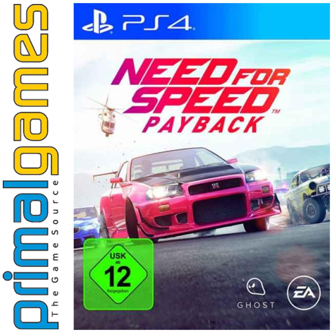 need for speed payback ps4 kaufen online. Black Bedroom Furniture Sets. Home Design Ideas