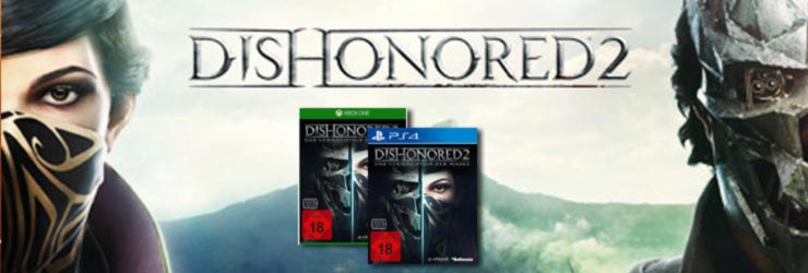 Dishonored 2 100% Uncut