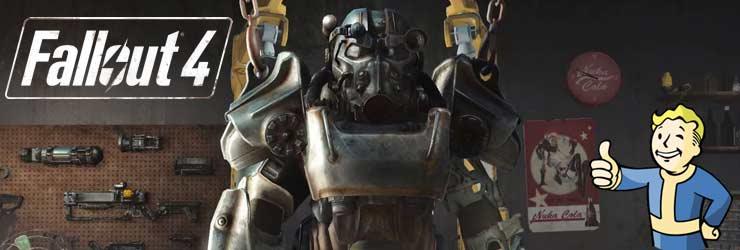 Fallout 4 100% Uncut