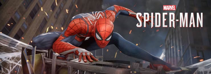 Spider-Man PS4 only